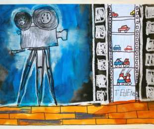 Díjazottak - Csapó 1 – Rajzold meg a filmezést művészeti pályázat