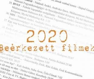 Beérkezett filmek - 6. Magyar Speciális Független Filmszemle Budapest